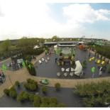 Более 3000 человек стали гостями фестиваля Garden fest…