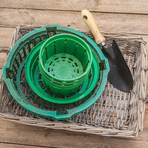 кошики для посадки цибулин фото опис переглянути