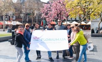 Фоторепортаж: автобусный тур в Голландию (парк «Койкенхоф») с командой FLORIUM