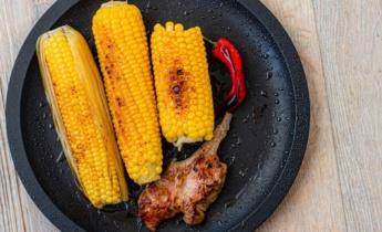 Кукурудза в духовці