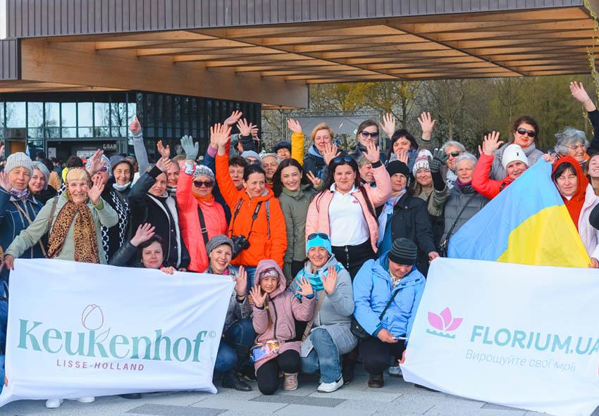 Тур в Кекенхоф з Флоріум фото опис