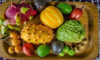 Екзотичні фрукти від Florium Food
