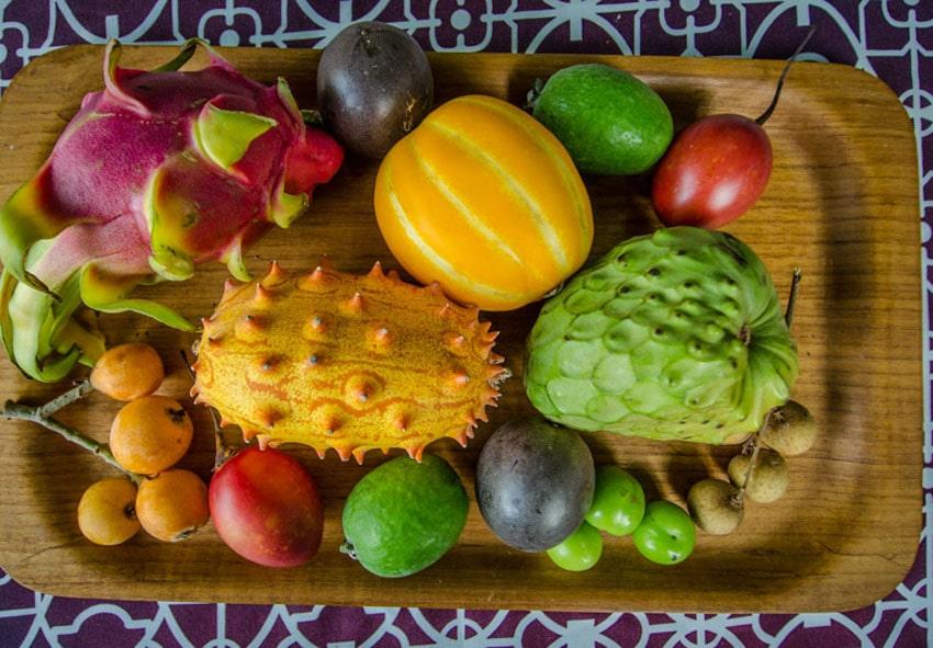 Екзотичні фрукти від Florium Food фото опис