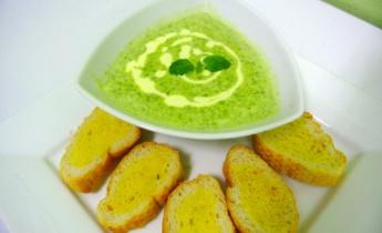 Три быстрых рецепта приготовления овощных крем-супов
