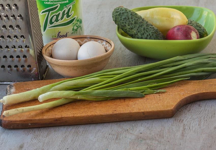 Холодні супи для літа фото опис