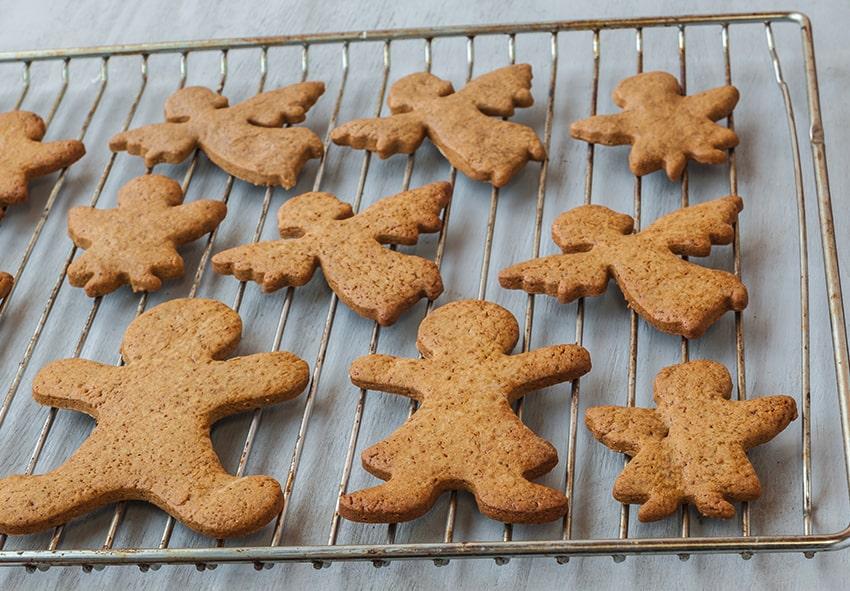 Імбирне печиво фото опис