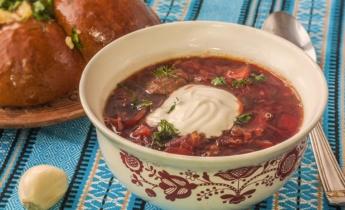 Борщ — смачний символ України