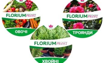 Переваги добрив пролонгованої дії Florium Profi