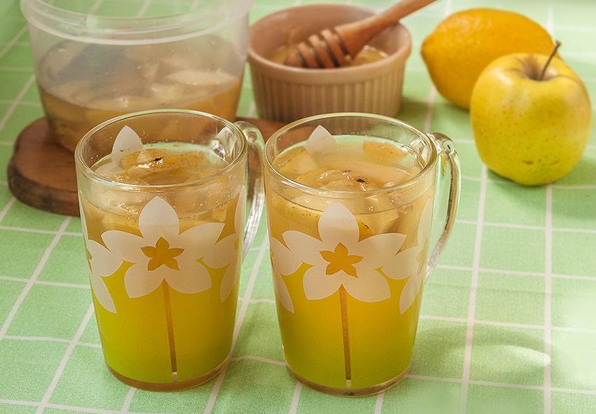 Весенние напитки фото описание