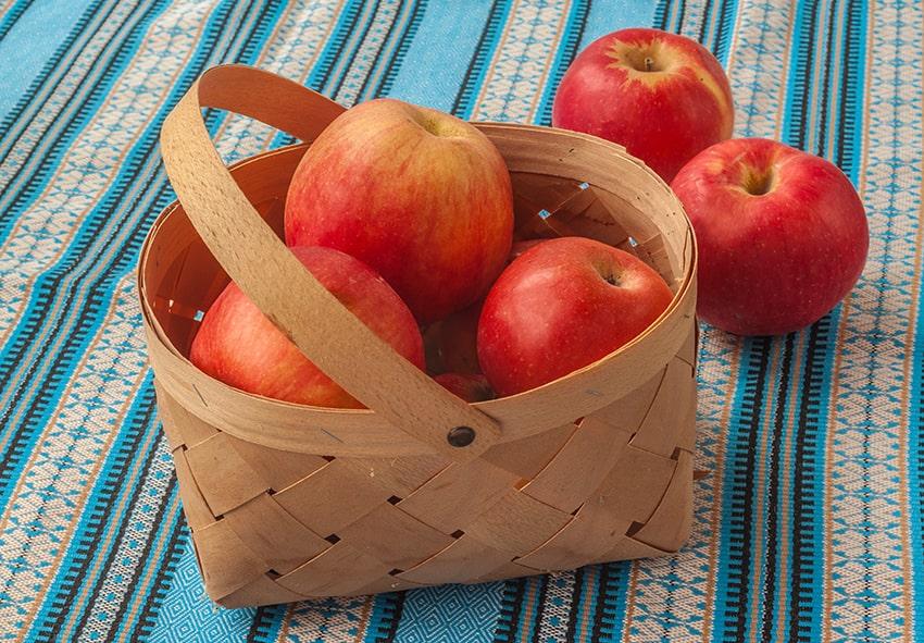 Яблука та страви з них фото опис