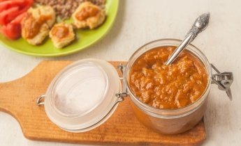 Гостро-солодкий соус «Чатні» з яблук