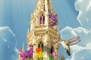 Грандиозное шоу цветов Floralientime в Брюсселе