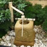 Вода и камень в саду…